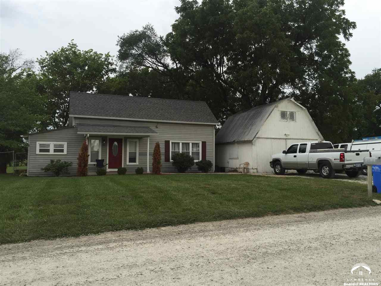 307 E 1100 Rd, Baldwin City, KS 66006