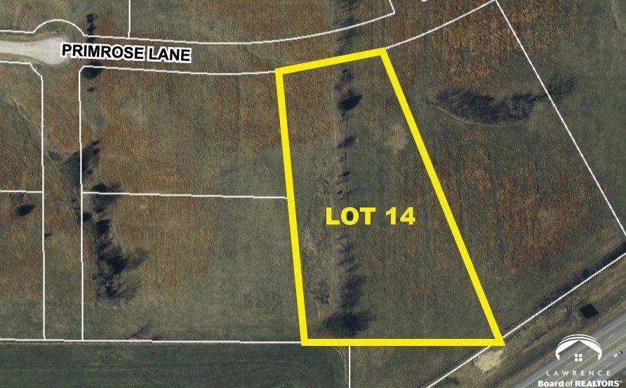 Lot 14 Primrose Hill Estates, Lawrence, KS 66044