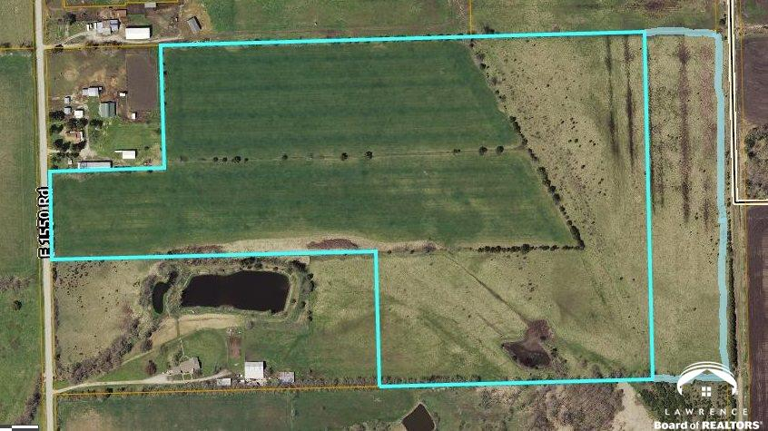 Land E 1550 Rd, Lawrence, KS 66046