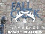 300 Blk Tract Fall Creek Rd, Lawrence, KS 66049