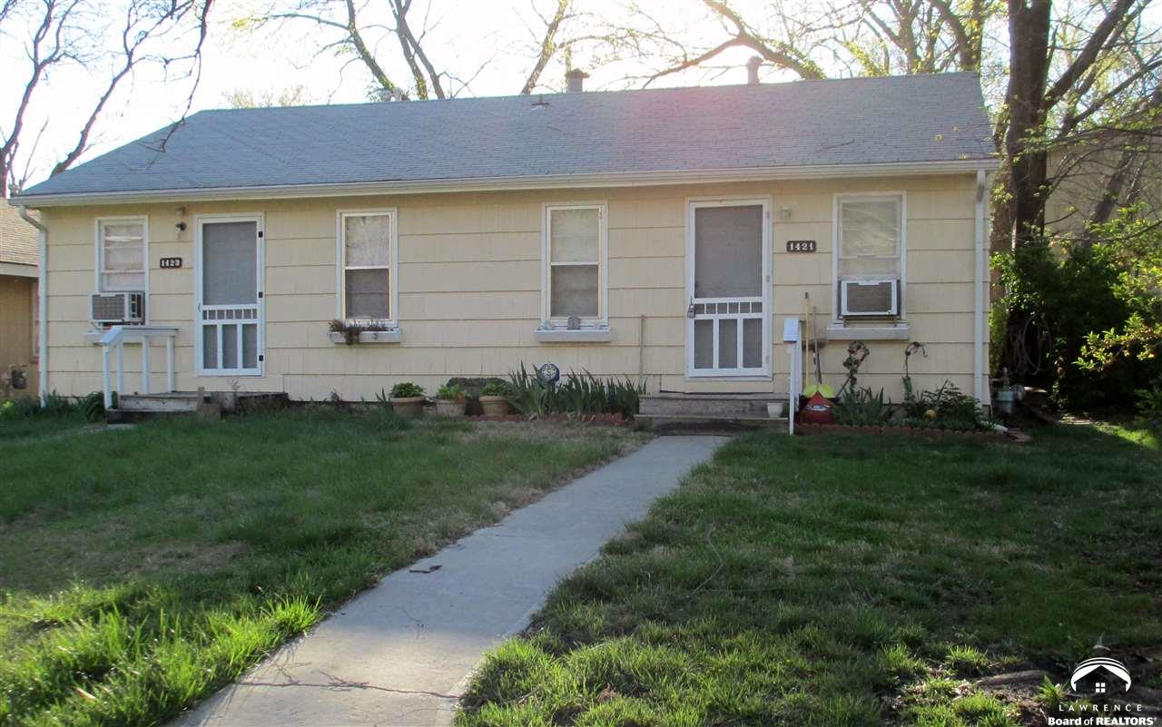 1421-1423 New Jersey, Lawrence, KS 66046