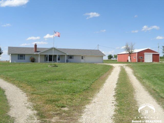 482 N 750 Road, Overbrook, KS 66524