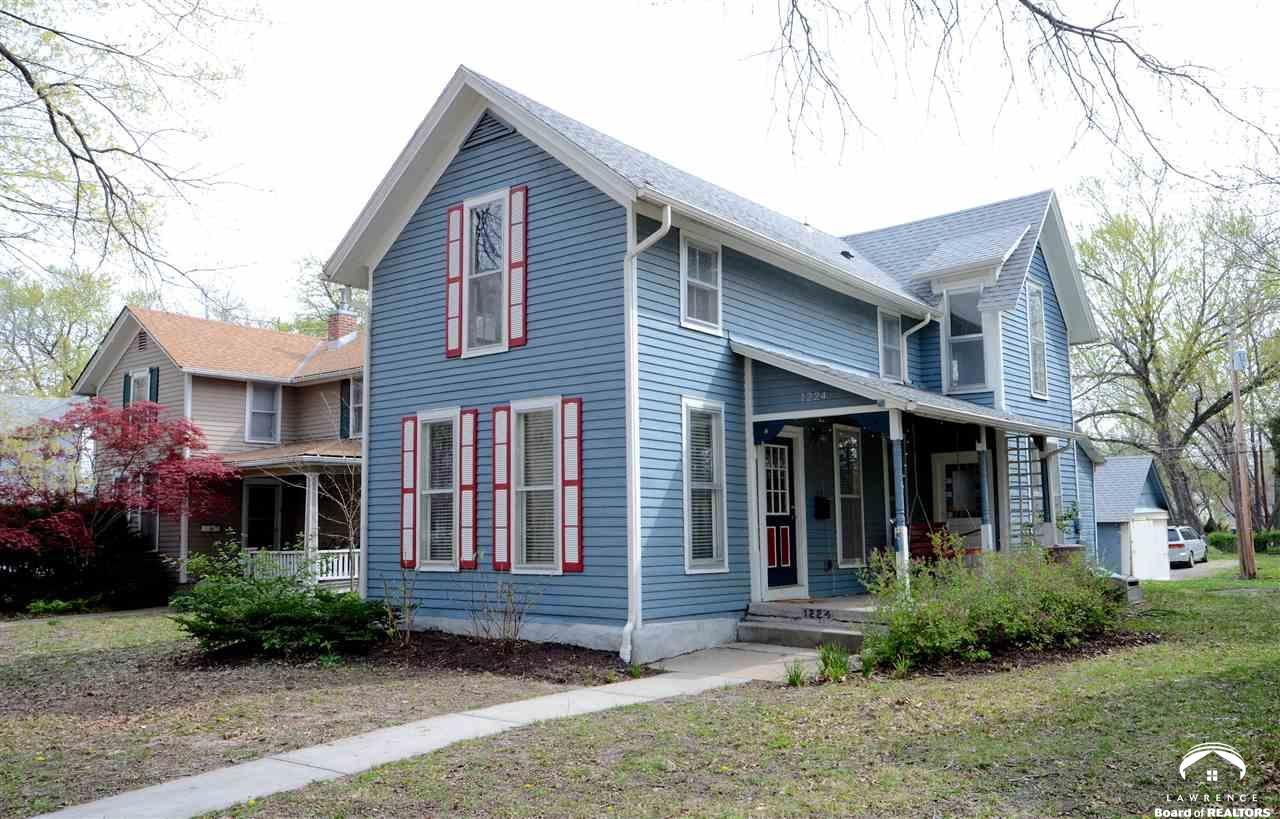 1224 Rhode Island St., Lawrence, KS 66044