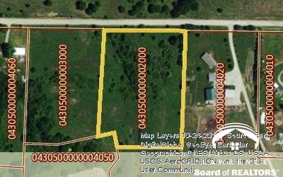 Land 3.9 Acres W 109th St, Burlingame, KS 66413
