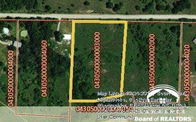 Land 3.7 Acres W 109th St, Burlingame, KS 66413