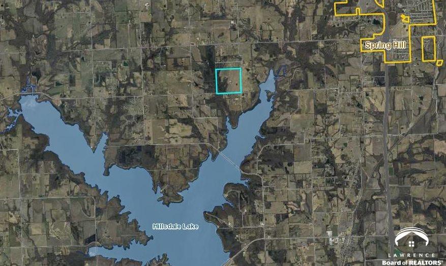 22856 Cedar Niles Rd., Spring Hill, KS 66083