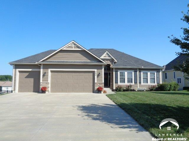 302 Signal Ridge Drive, Baldwin City, KS 66006