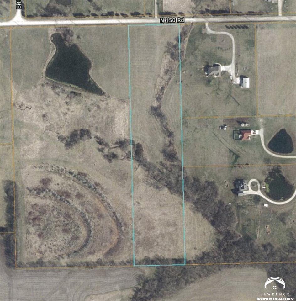 8.36 acres N 150 Rd, Baldwin City, KS 66006