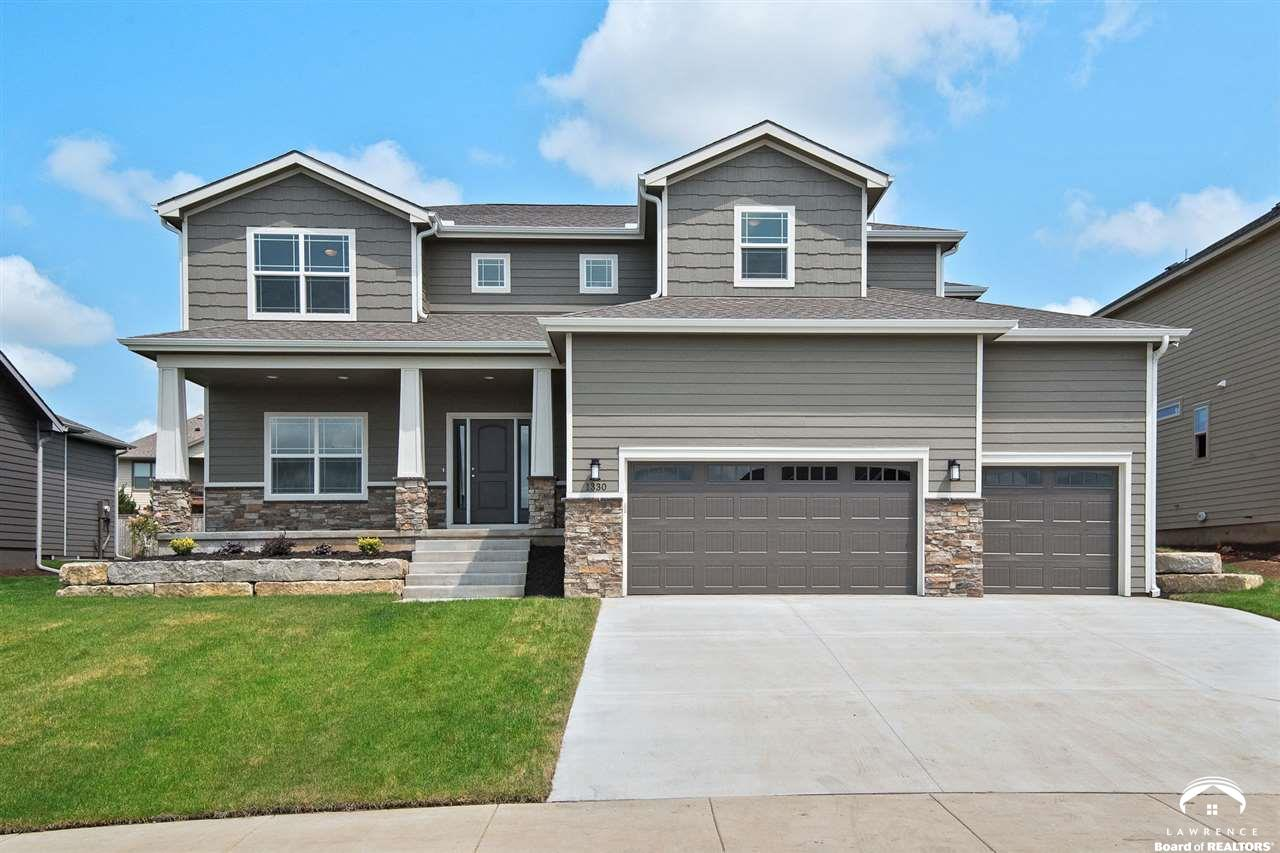 1330 Kanza Drive, Lawrence, KS 66049