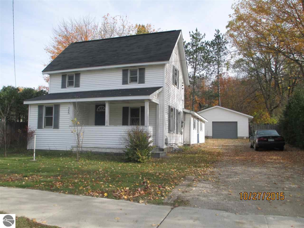 304 N Brownson Avenue, Kingsley, MI 49649
