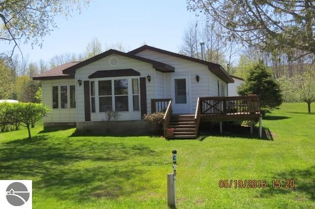 898 W Intermediate Lake Drive, Central Lake, MI 49622