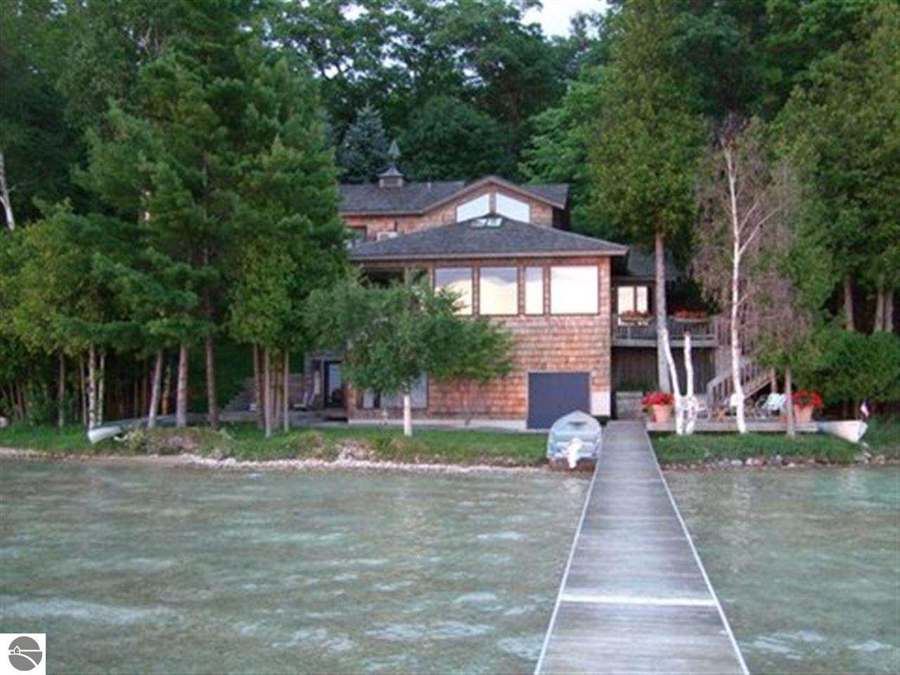 glen lake michigan waterfront real estate for sale