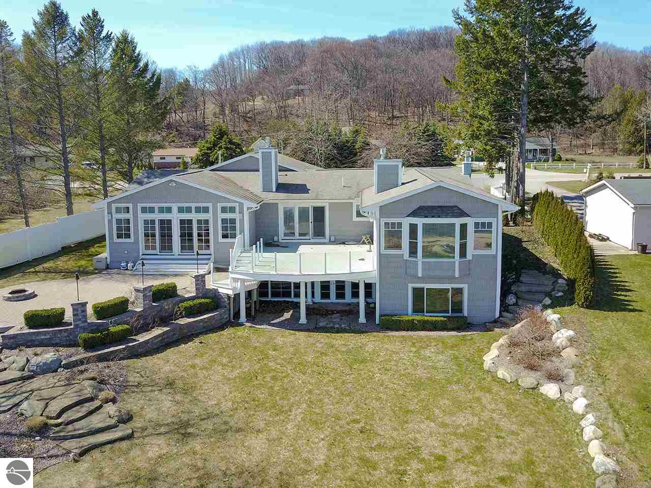 Property for sale at 7201 S West Bayshore Drive, Traverse City,  MI 49684