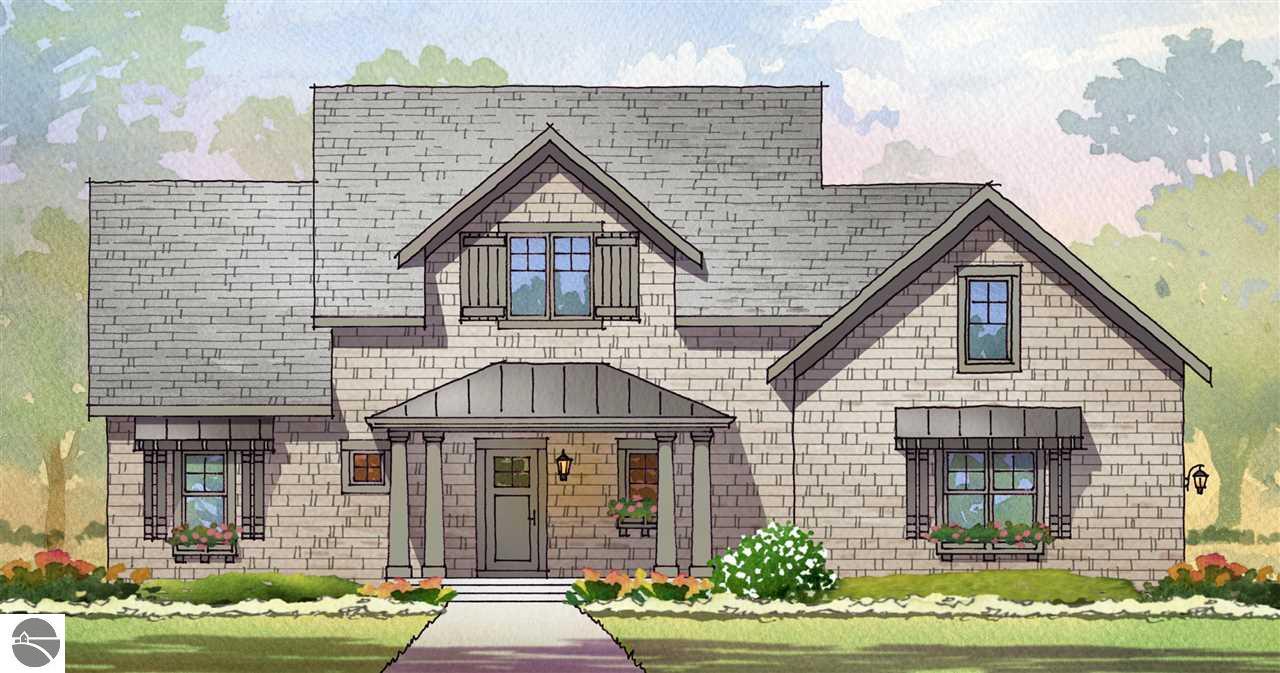 Property for sale at (To Build) 797 N Dalton Shores Drive, Lake Leelanau,  MI 49653