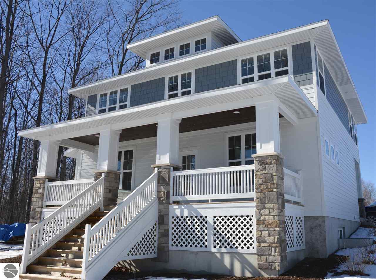 Property for sale at 12832 E Page Lane, Omena,  MI 49674