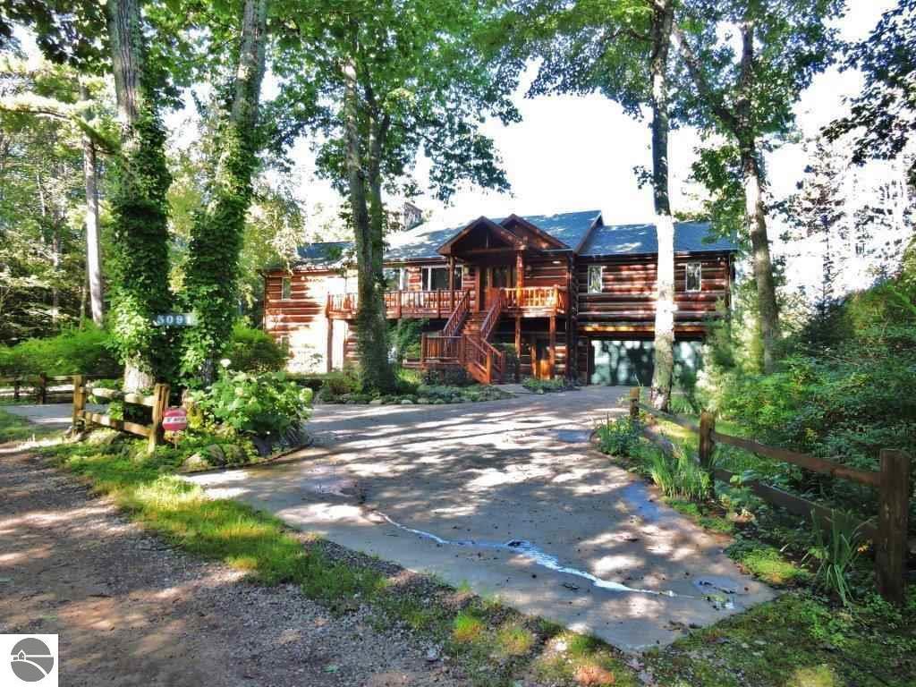 Michigan antrim county kewadin - 3091 Forest Beach Trail