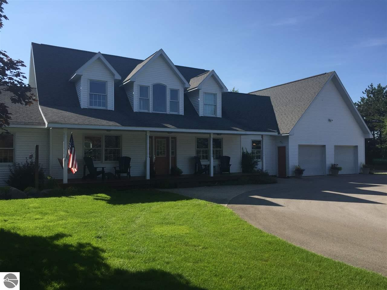 Property for sale at 9090 S Coleman Road, Maple City,  MI 49664