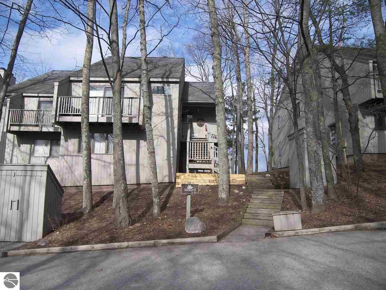 Property for sale at 15/16 Ship Watch Unit: 15/16, Glen Arbor,  MI 49636