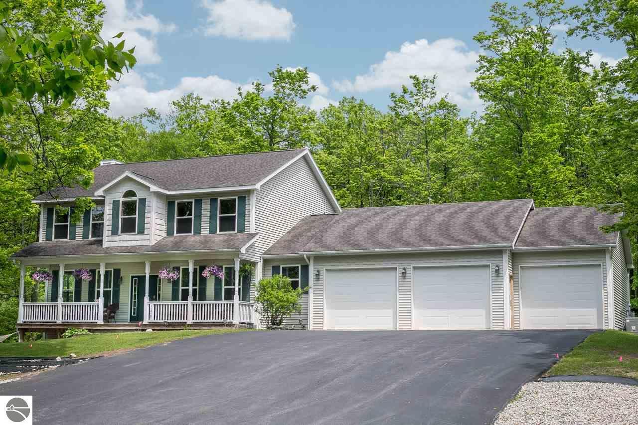 Property for sale at 11212 S Newfie Hill Drive, Traverse City,  MI 49684