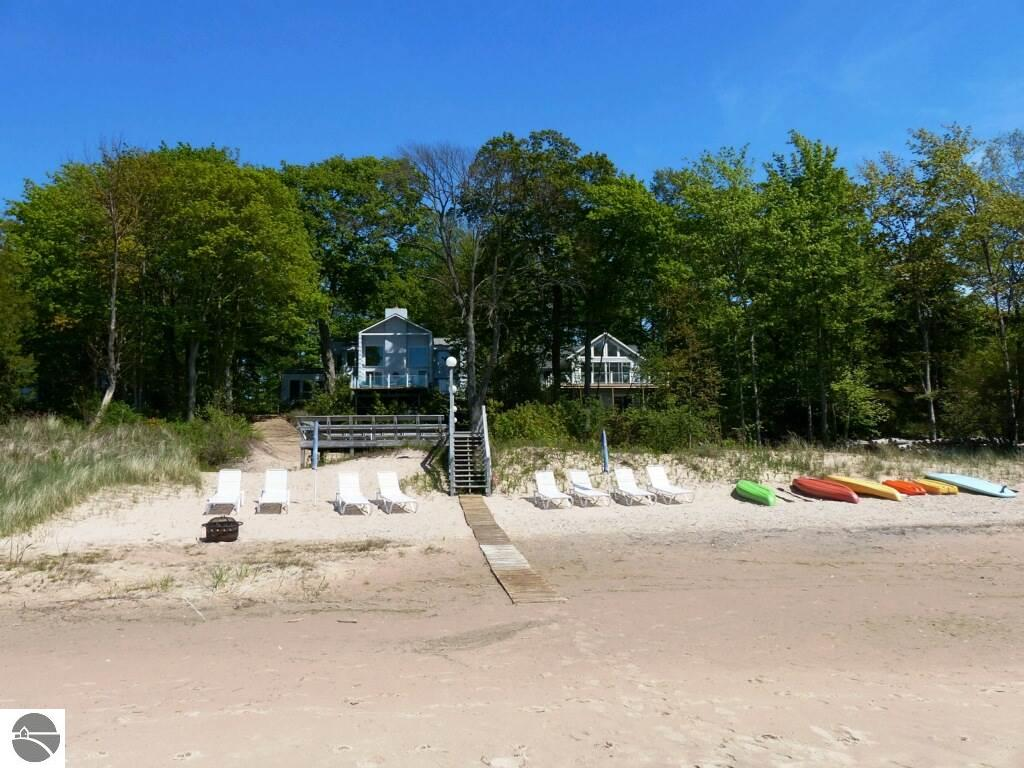Property for sale at 220 S Manitou Trail, Leland,  MI 49654
