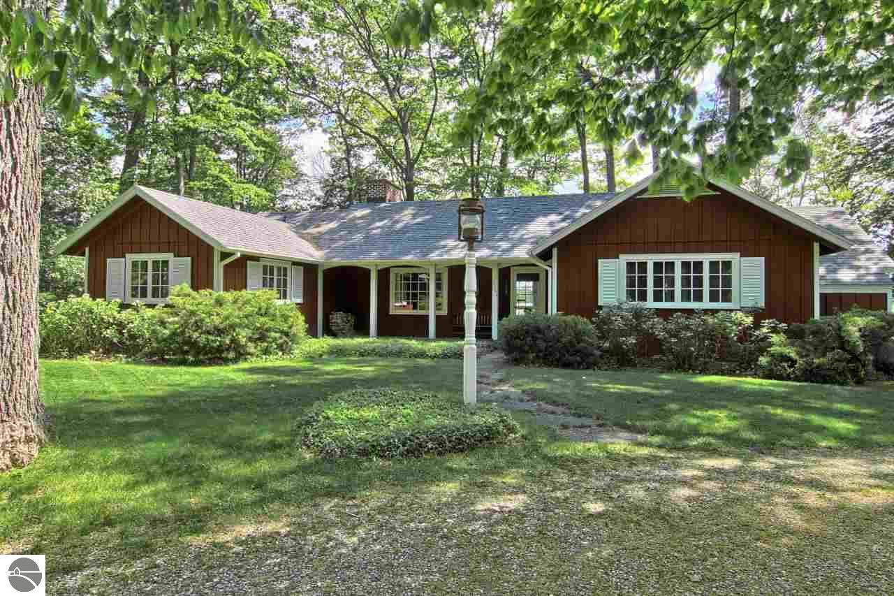 Property for sale at 3760 N Manitou Trail, Leland,  MI 49654