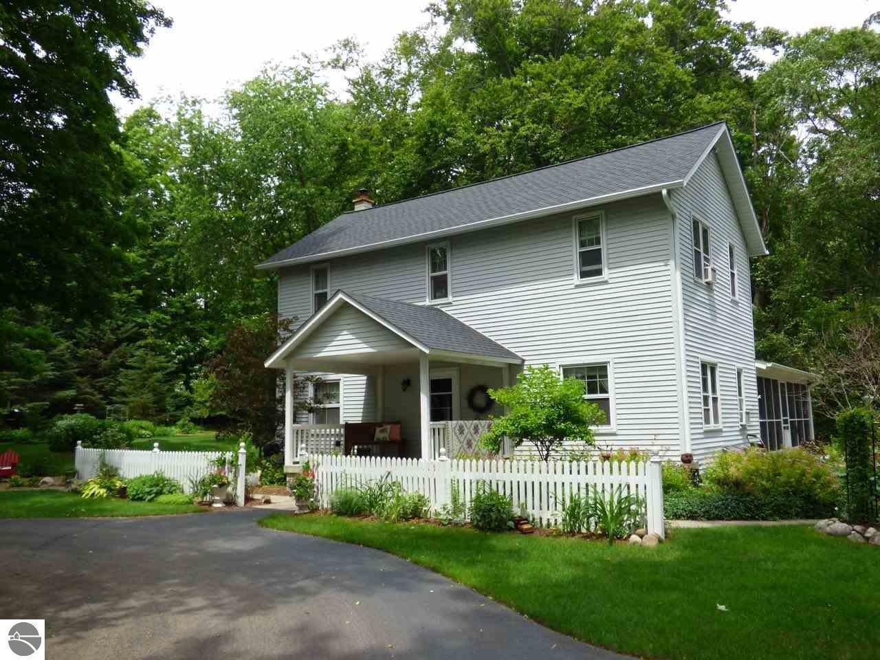 Michigan antrim county kewadin - 7855 Darmon Place