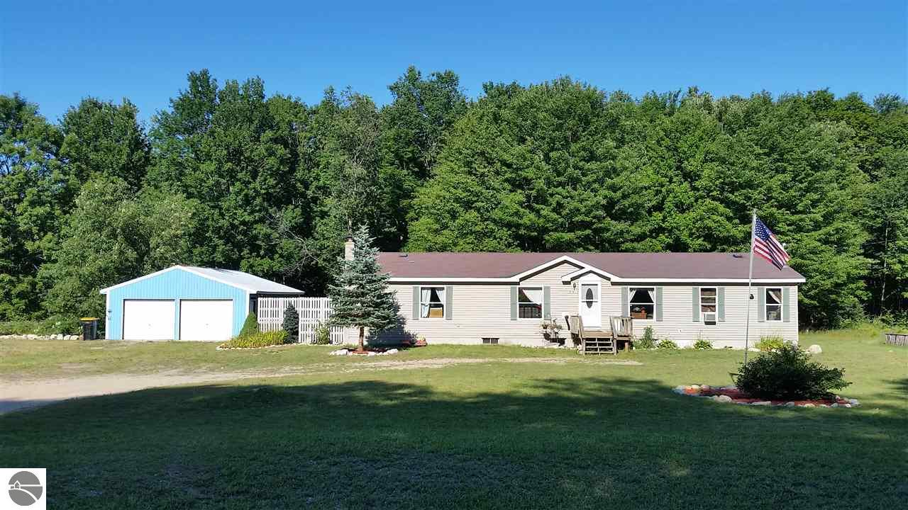 3116 Six Mile Lake Road, East Jordan, MI 49727
