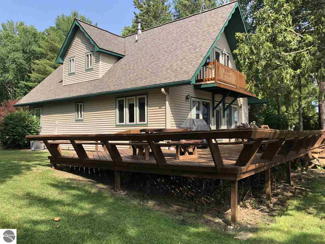 Torch Lake Homes for Sale: Torch Lake Waterfront Properties: Kathy