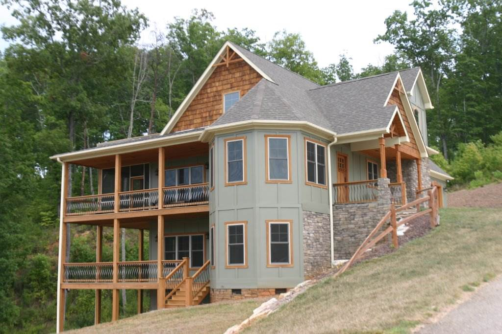 334 Willow Top Lane, Lake Lure, NC 28746