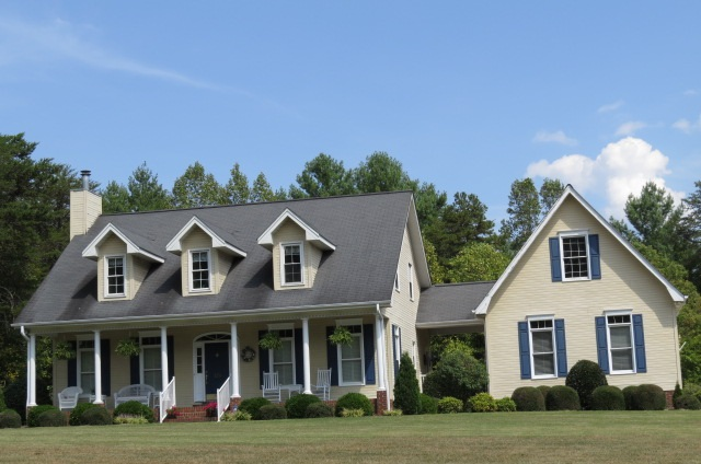 124 W T Wilkins Road, Rutherfordton, NC 28139