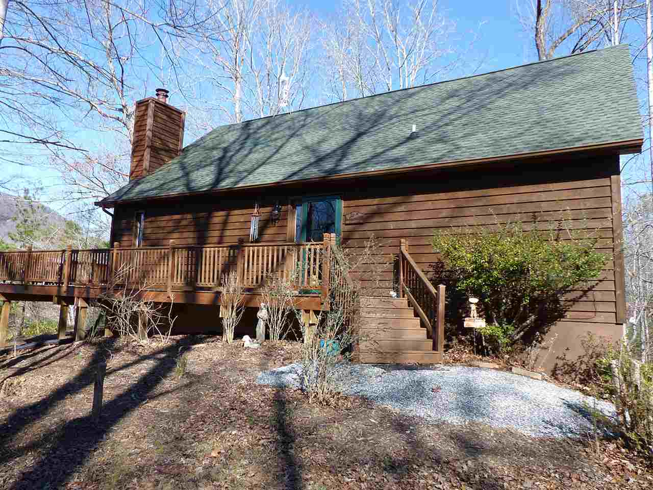 170 Ransom Road, Lake Lure, NC 28746