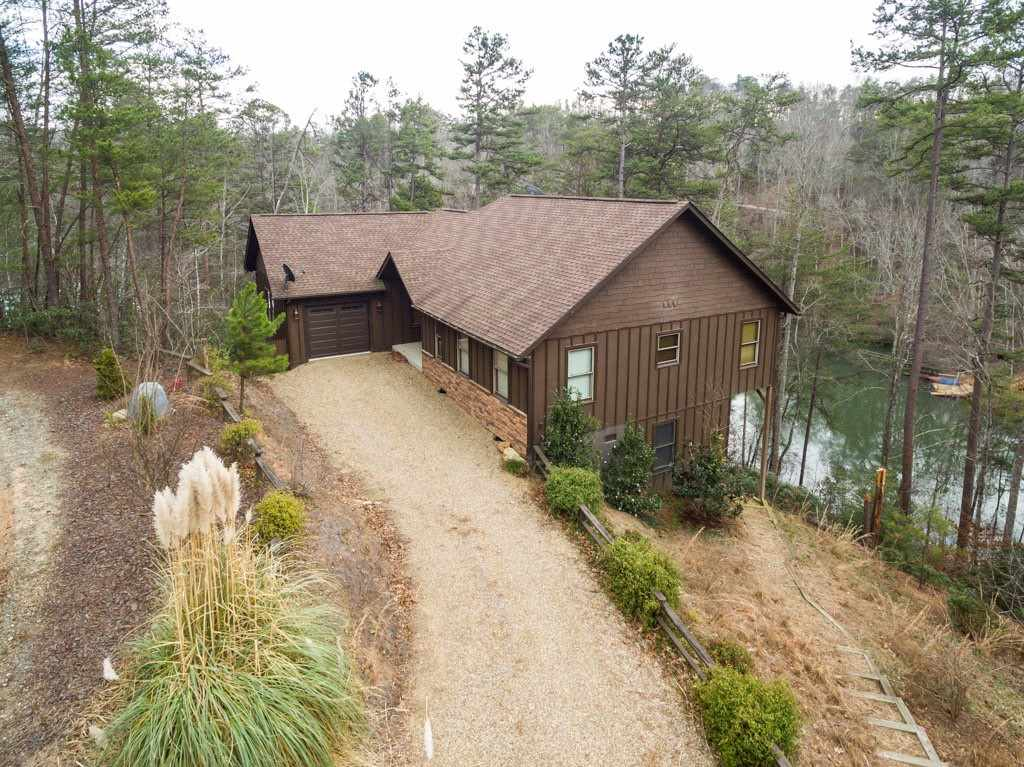 587 Rainbow Circle, Lake Lure, NC 28746