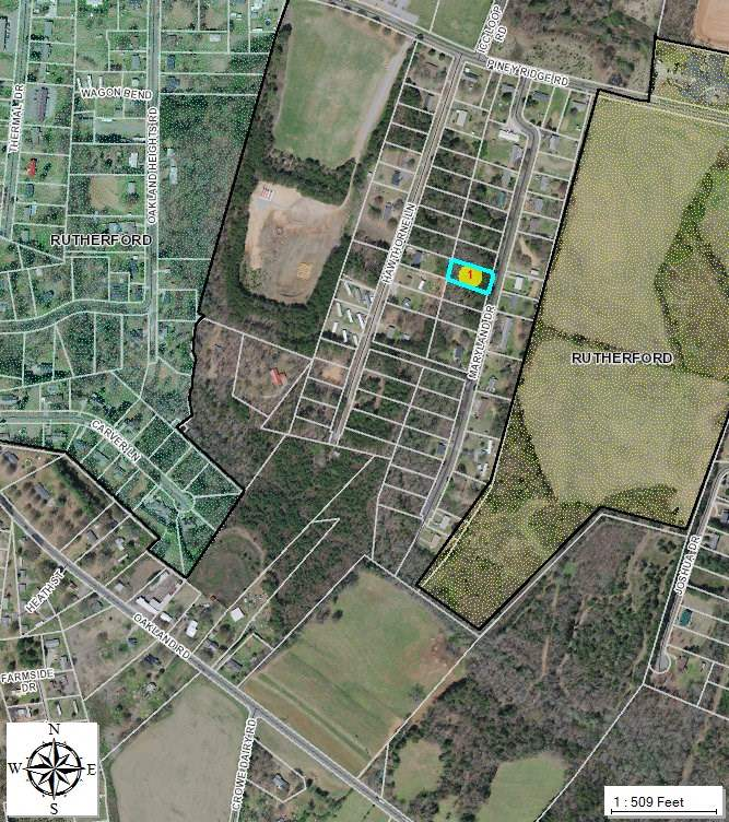 Lot 11 Howthorne Lane, Forest City, NC 28043