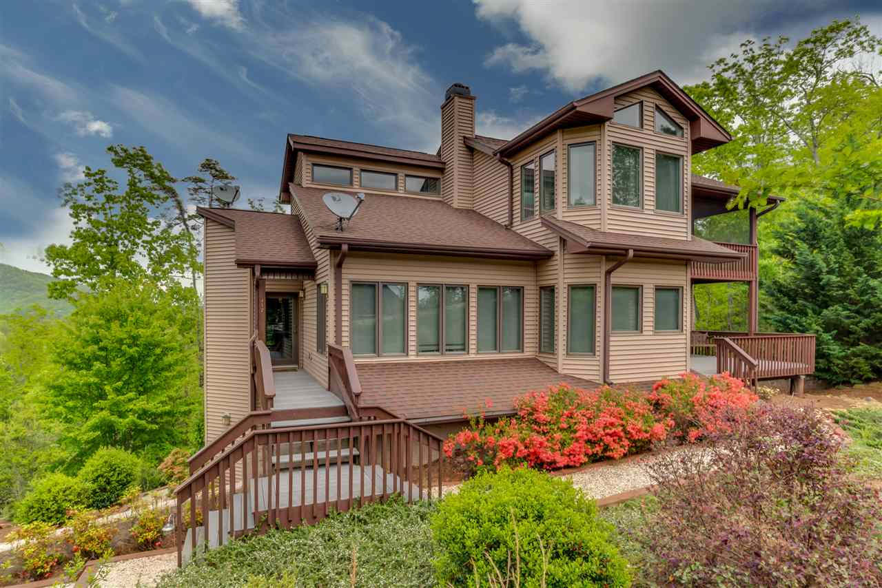 117 Eagles Crest Way, Lake Lure, NC 28746