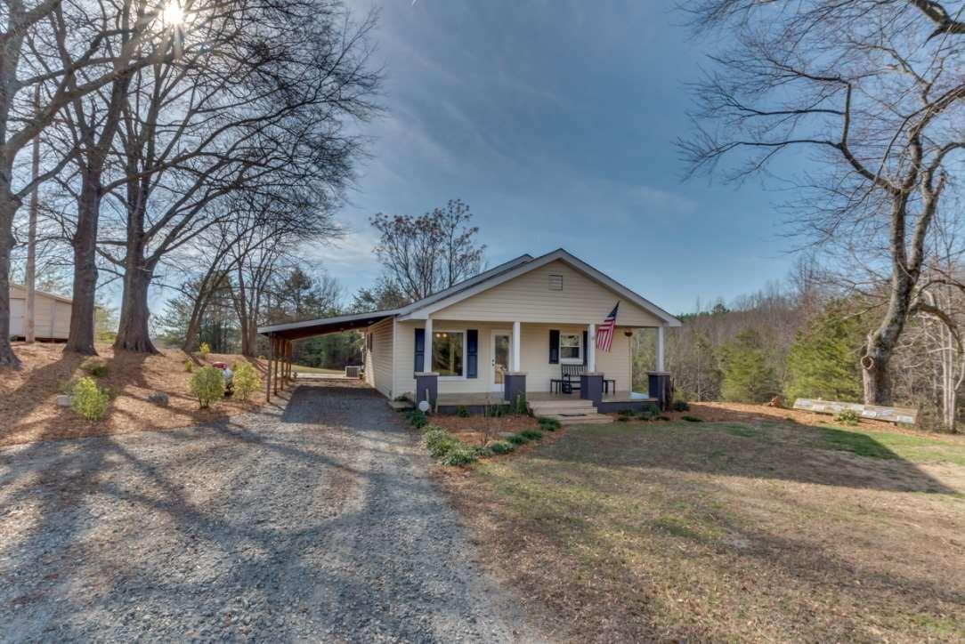 4467 Big Level Road, Mill Spring, NC 28756