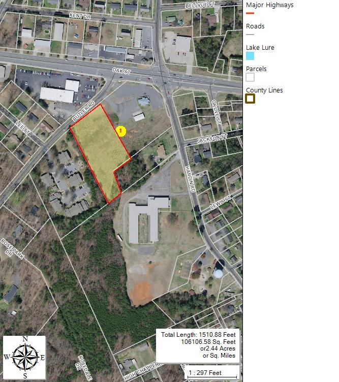 0 Butler Rd., Forest City, NC 28043