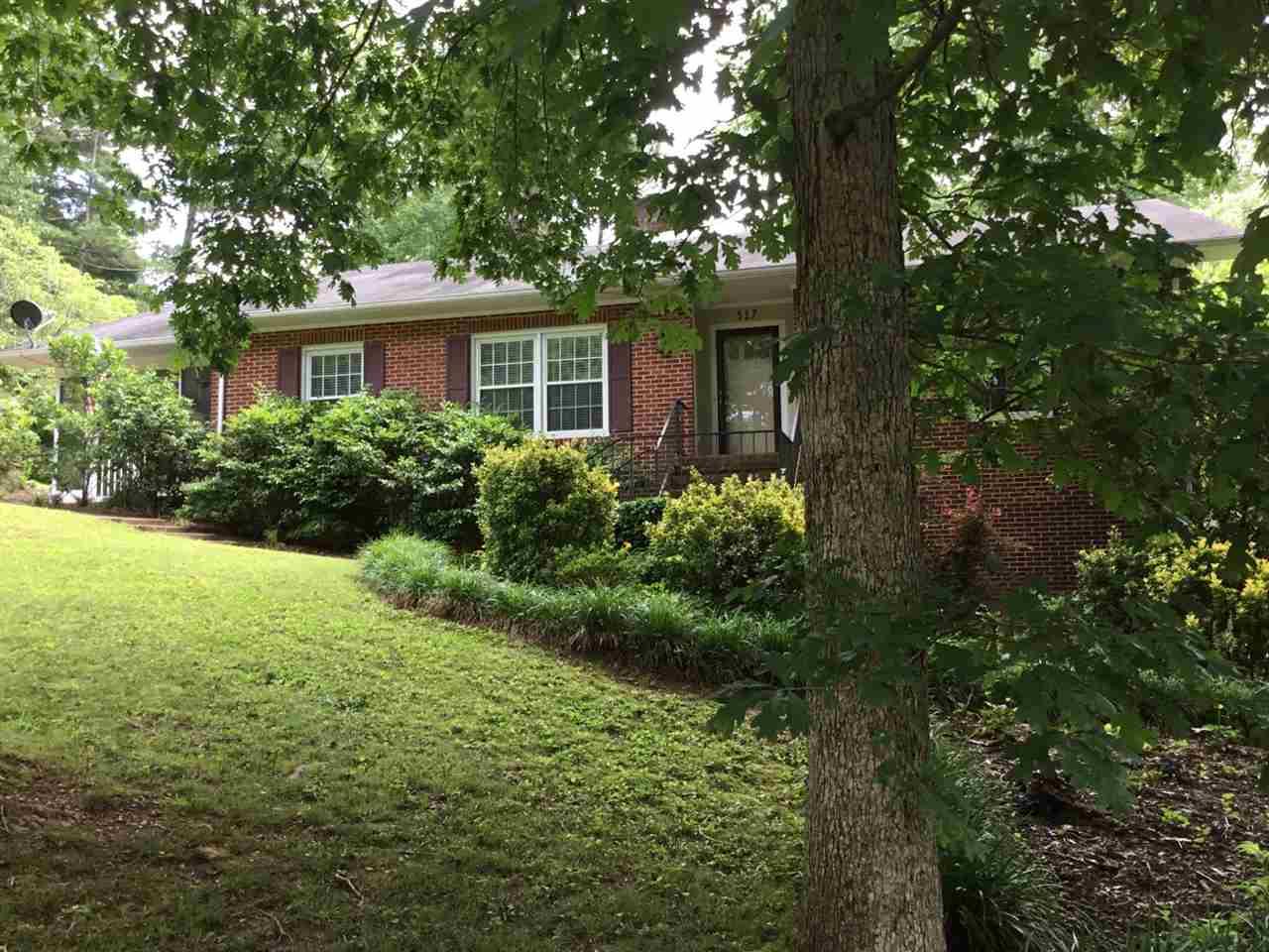 317 Fernwood Drive, Rutherfordton, NC 28139