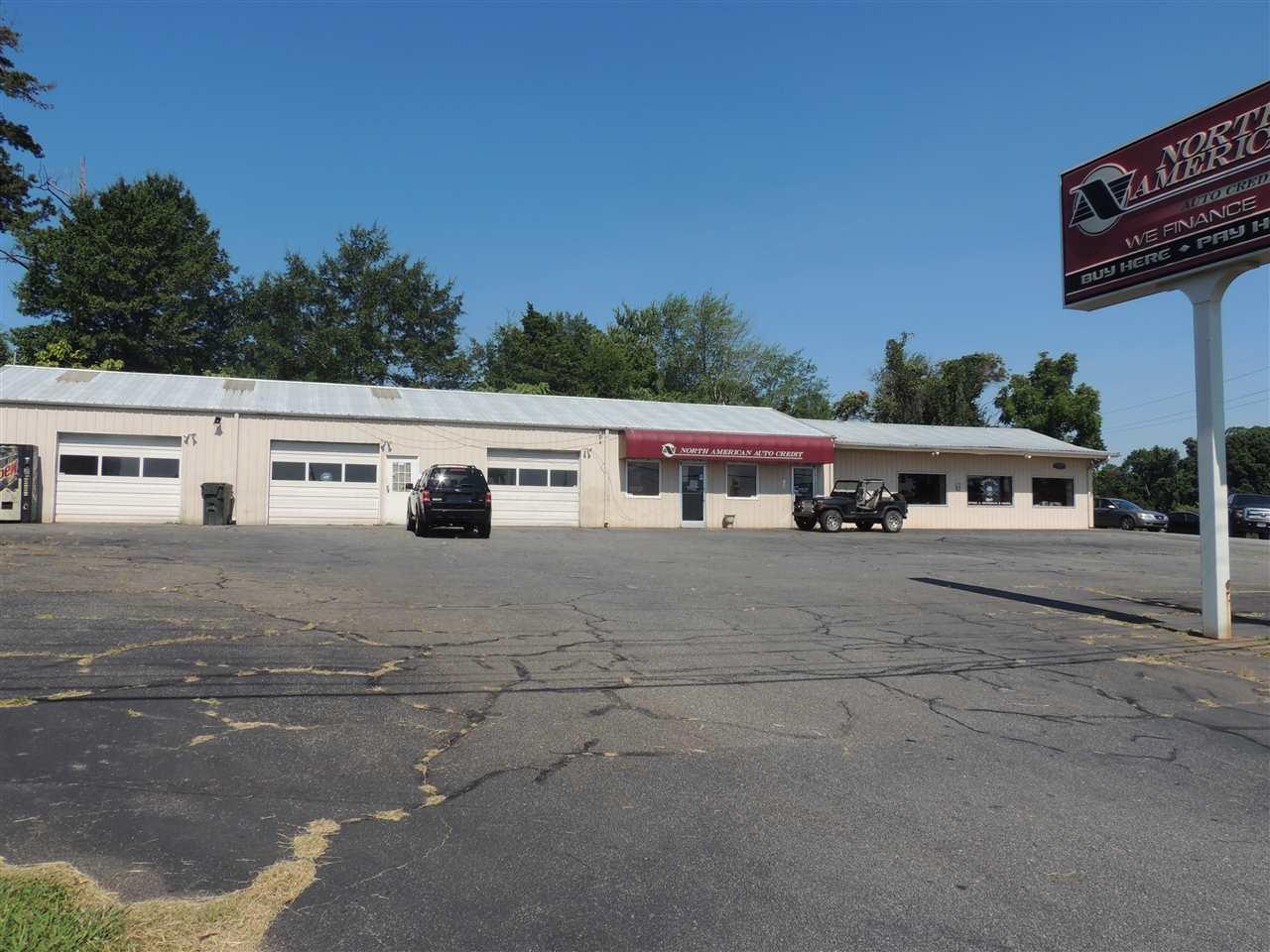 291 Railroad Ave., Rutherfordton, NC 28139