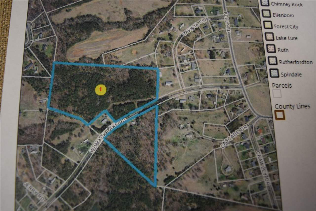 233 Womack Lake Road, Forest City, NC 28043