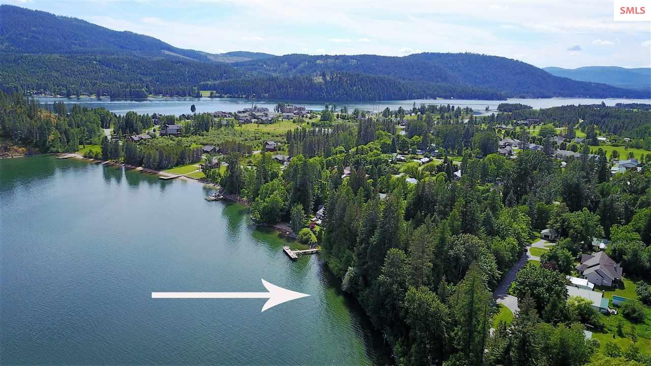 Land for Sale at 133 Lakeshore Avenue 133 Lakeshore Avenue Dover, Idaho 83825 United States