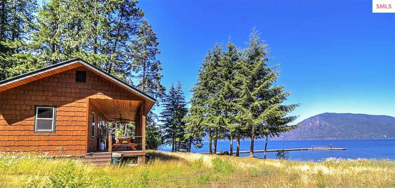 Single Family Home for Sale at 145 Cedar 145 Cedar Bayview, Idaho 83864 United States
