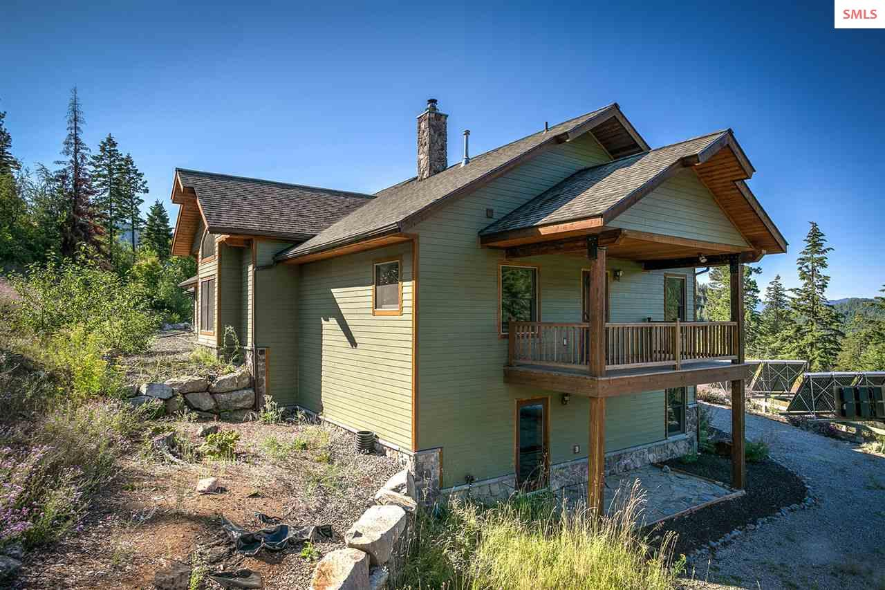 Trout Creek Ranch Rd, Sandpoint, ID 83864