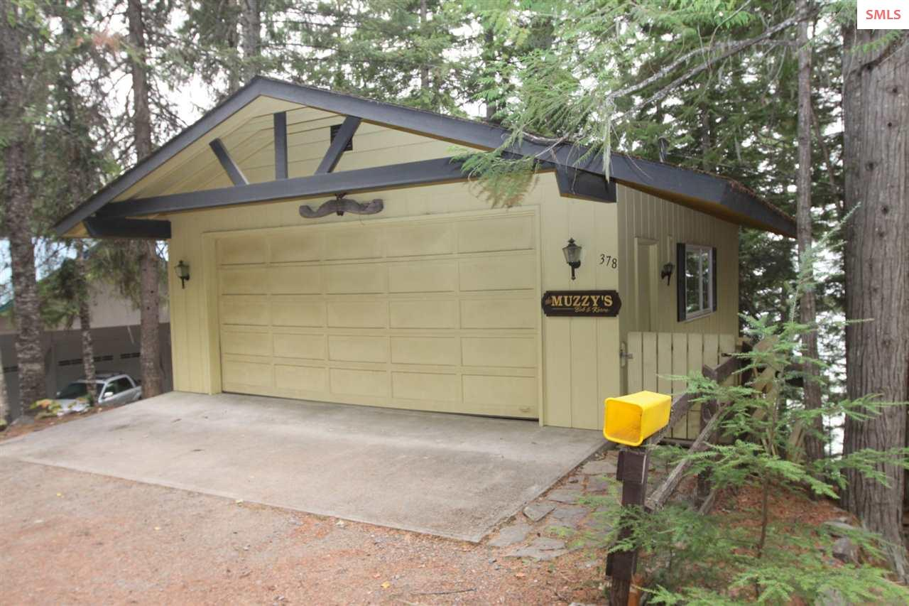 Single Family Home for Sale at 378 Sherwood Beach Lp 378 Sherwood Beach Lp Coolin, Idaho 83821 United States