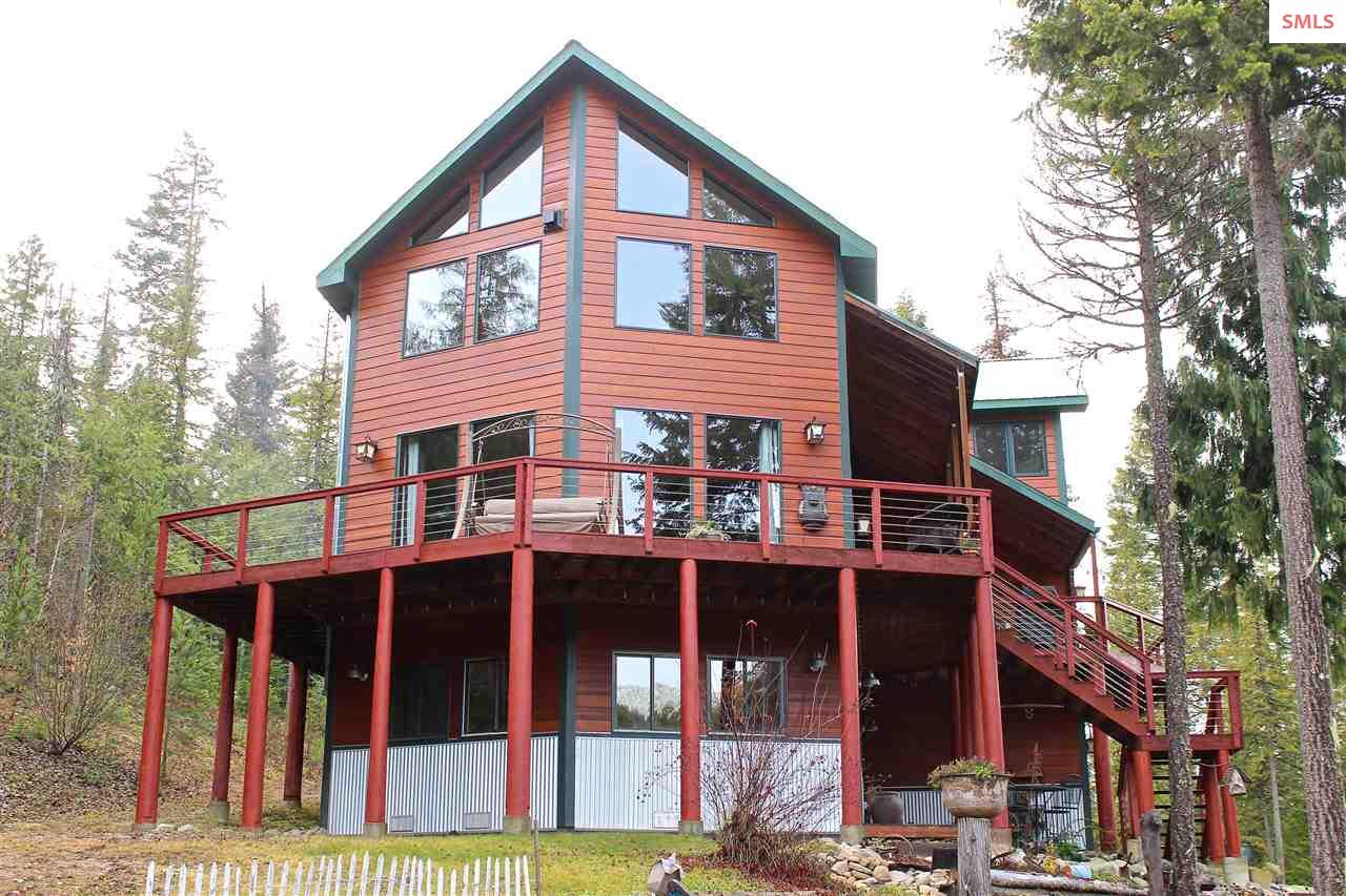 1522 Butler Creek Road, Sandpoint, ID 83813