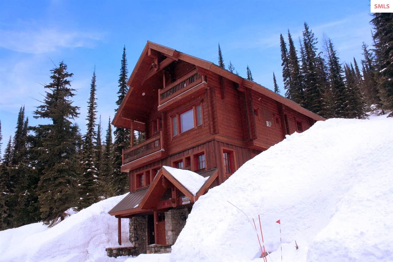 Single Family Home for Sale at 80 Tall Timber 80 Tall Timber Sandpoint, Idaho 83864 United States
