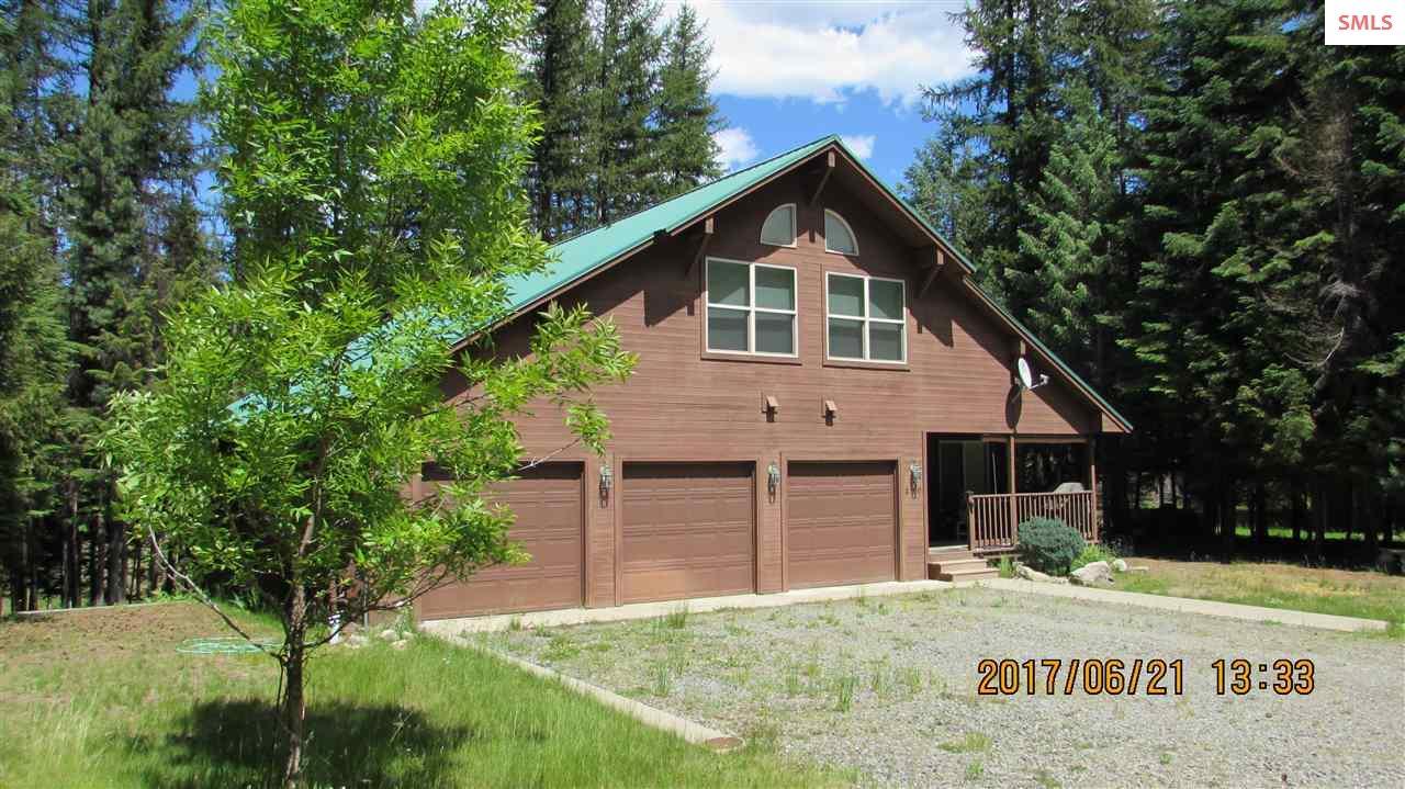 440 Creekside, Priest Lake, ID 83856