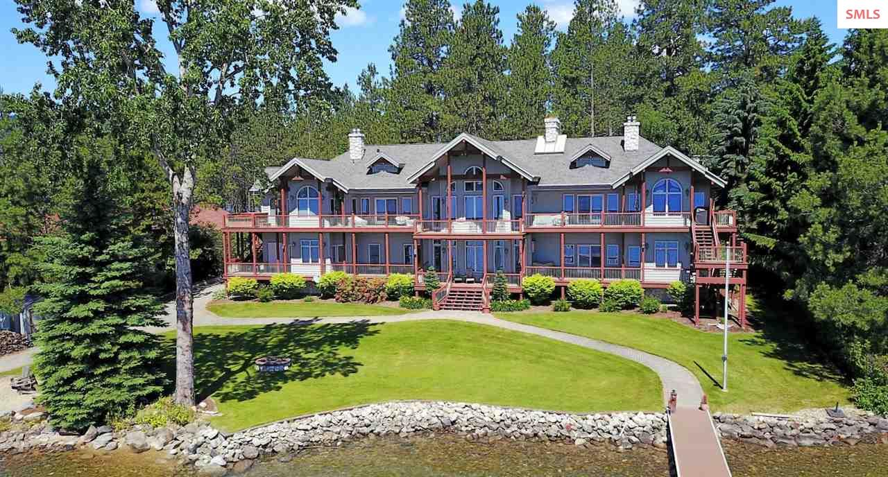 362 Ponder Point Drive, Sandpoint, ID 83864