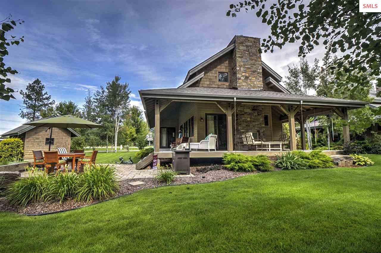 Single Family Home for Sale at 518 Hornby 518 Hornby Dover, Idaho 83825 United States