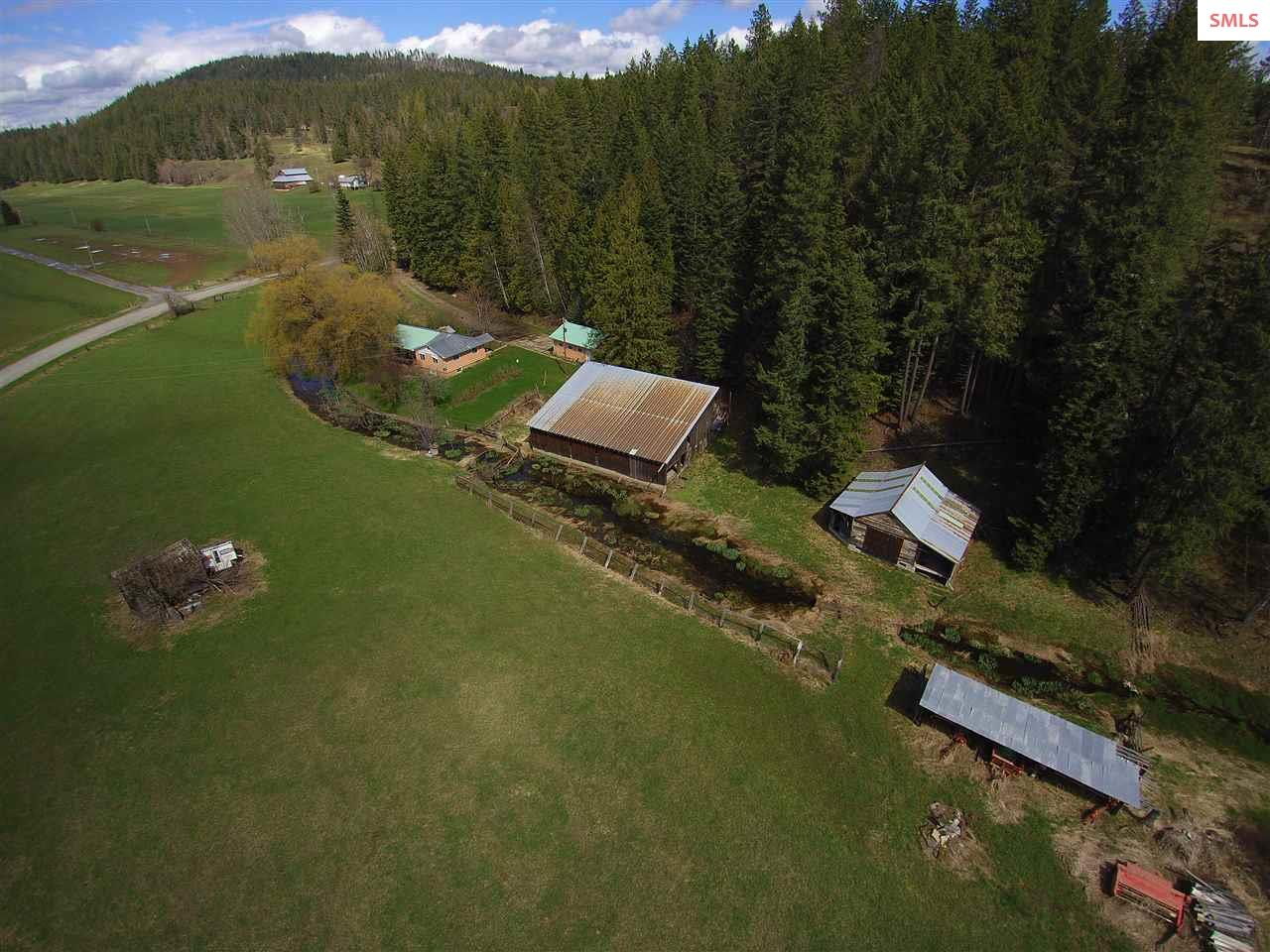 496 Old Highway, Sandpoint, ID 83864
