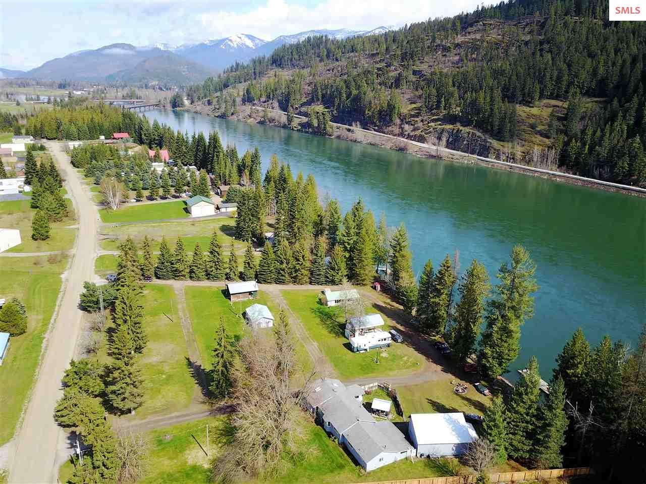 Commercial for Sale at 145 N River Lake Drive 145 N River Lake Drive Clark Fork, Idaho 83811 United States